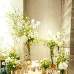 結婚式 ウェルカム装飾