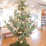クリスマスツリー ディスプレー