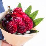 ギフト 母の日に贈る花束