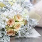 クリスマス 奥様への花束