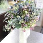 ウェディング ダスティーカラーブーケ / Wedding Bouquet