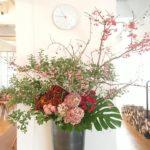 秋分 オフィス生け込み / Office Flowers
