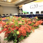 G20観光大臣会合装飾 / G20 Tourism Minister's Meeting
