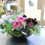 誕生日 アレンジメント  /   Birthday Flower-arrangement