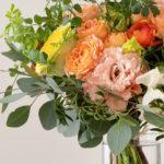 母の日 ロマンティック・アンティークの花束