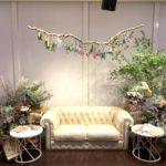 ブライダルメインソファー装飾 / Bridal Main Deco
