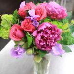 送別の花束 /  Farewell bouquet