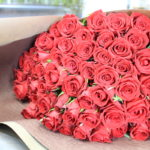 還暦の誕生日花束