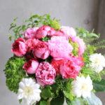 母の日のお花束