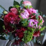 母の日のお花束-3