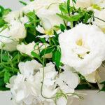 お盆 薔薇が好きだった祖母へ贈るアレンジメント