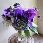 喜寿のお祝いのお花束