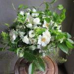 結婚のお祝い 花束