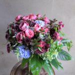 お誕生日のお祝い 花束