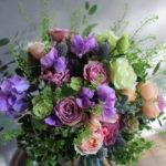 母の日のお花束-9