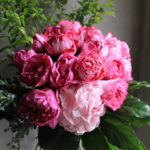 母の日のお花束-14