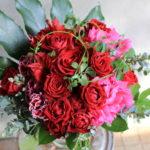 母の日のお花束-12