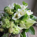 母の日のお花束-10