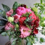 母の日のお花束-8
